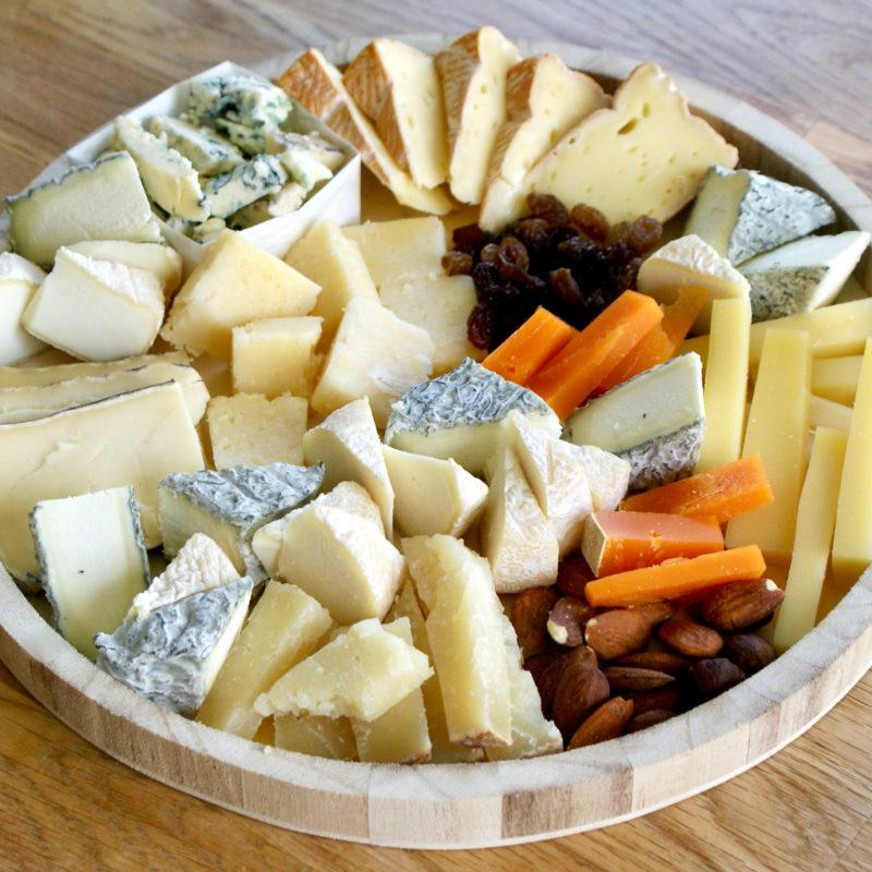 Plateau Gourmet 2 pers. - Fromagerie La Vache Noire