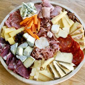 Planche Gourmet mixte 4 personnes