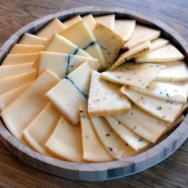 Plateau fromages raclette - La Vache noire - Houlgate
